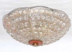 A Ceiling Light by Orrefors   14Dx5.75 1600 http://www.1stdibs.com/furniture/lighting/flush-mount-ceiling-lights/