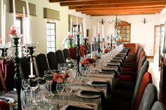 Manor House dining room - perfect for hosting functions up to 30 people Merle, Conference Room, Dining Room, House, Furniture, Home Decor, Decoration Home, Room Decor, Meeting Rooms