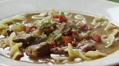 Hungarian beef goulash, Healthy Recipes, Healthy Eating, Healthy Cooking | Eating Well