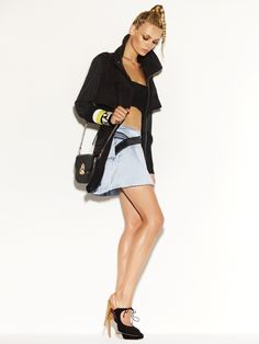 PINKO BLACK COLLECTION – wiosna/lato 2012