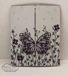 Stampin' Up! Sheer Perfection, Butterflies Thinlets Dies