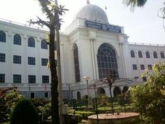 Salarjung Museum at Hyderabad, the 3rd largest museum, is a famous art museum