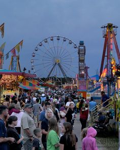 Cleveland County Fair. One of my favorite memories... :)  (and elephant ears :) :) :)