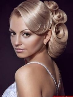 This article compiles sixty unforgettable wedding hairstyles that every bride should consider. From short, medium, to long length hair, you'll find it here.