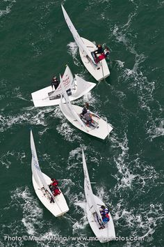 Snipes are pure sailing pleasure.