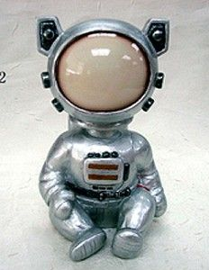 Bobble Head Astronaut Bank