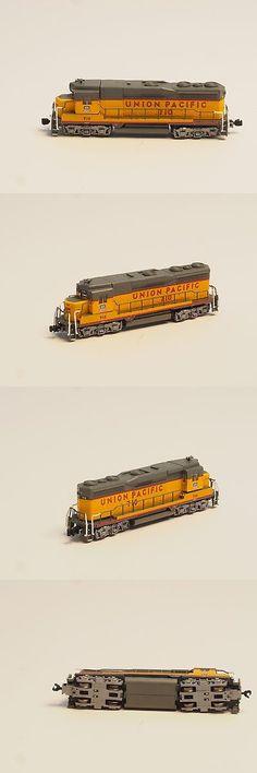 Locomotives 96856: Azl 62101 Z-Scale Gauge Union Pacific Emd Gp30 Diesel Locomotive Rd#710 Up -> BUY IT NOW ONLY: $189.95 on eBay!
