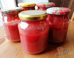 Preserves, Salsa, Cooking Recipes, Jar, Homemade, Sweet, Food, Projects, Cucumber Salad