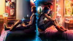 Life is Strange Before the Storm Game Silk Poster Wall Art Print inch Decoration Pictures Wallpaper Room Decor 002 Life Is Strange Wallpaper, Life Is Strange Fanart, Life Is Strange 3, Chloe Price, Video Game Art, Video Games, Arcadia Bay, Dontnod Entertainment, 4k Background