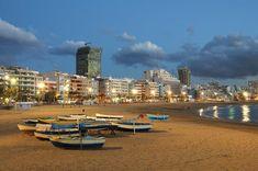 Las Canteras beach - Gran Canaria