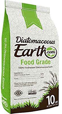 Amazon Com Diatomaceousearth De10 Fgde10 Food Grade Diatomaceous Earth 10 Lb Garden Outdoo Diatomaceous Earth Food Grade Diatomaceous Earth Pest Control