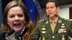 Deputada chama Generais de BANANA!(VEJA O VÍDEO) – News Atual