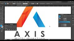 How to design logo - professional logo - illustrator cs6