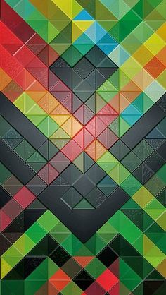 Geometric Patterns #iphone #wallpaper