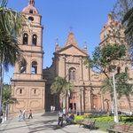 Catedral de Santa Cruz, Bolivia