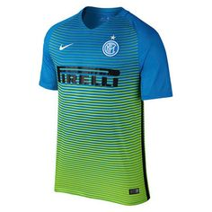 Tercera Equipacion Camiseta Inter Milan 2016-2017
