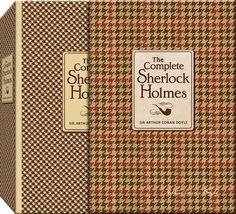 The-perfect-gift-for-the-Sir-Arthur-Conan-Doyle-fan-The-Complete-Sherlock-Holmes-is-an-elegant-edition-boasting-the-entire-Sherlock-Holmes-catalog-including-4-full-length-novels-and-56-short-stories