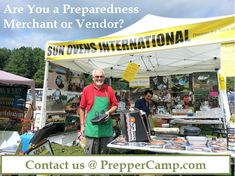 Prepper Camp the largest 3 day outdoor preparedness event in the country. Saluda, North Carolina Sept 28-30, 2018. For more info on how you can participate, contact us at www.preppercamp.com