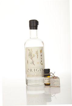 New Products – Origin Single Estate Gins Alcohol Bottles, Liquor Bottles, Beverage Packaging, Bottle Packaging, Gin Foundry, O Gin, Gin Brands, Craft Gin, Master Of Malt