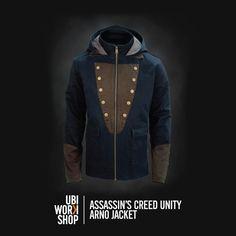 Assassin's Creed Unity - Arno Jacket - Ubiworkshop.com