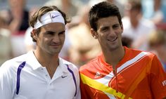 Federer and Djokovic