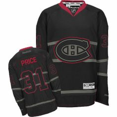 29e7af7b729 Carey Price Jersey-Buy 100% official Reebok Carey Price Men's Premier Black  Ice Jersey NHL Montreal Canadiens #31 Free Shipping.