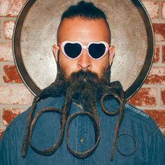New Epic Beard Designs By Mr. Incredibeard