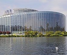 A Strasbourg la justice se penche sur une pollution à l'amiante au Parlement européen