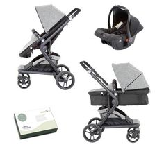 Buy Baby Elegance Mist Travel System - Grey at Argos.co.uk, visit Argos.co.uk to shop online for Travel systems,  £339