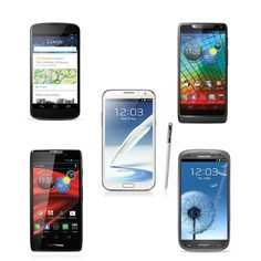 Best Android Smartphones (April 2013 edition) | ZDNet