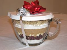 Celebration Cookie Mix in a Pampered Chef Small Batter Bowl, take and make show...