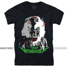 LEGEND of THE WEREWOLF t-shirt, classic horror, horror movies, horror gift, cult classic, unique horror, horror movie t-shirt, Peter Cushing