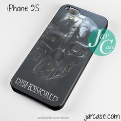 Dishonored 2 game 5 Phone case for iPhone 4/4s/5/5c/5s/6/6 plus