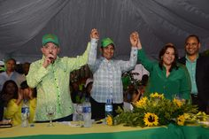 Amable Aristy Castro revela acuerdo con el PLD para respaldar reelección del presidente Danilo Medina