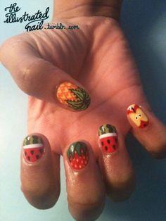 Fruity! by inez