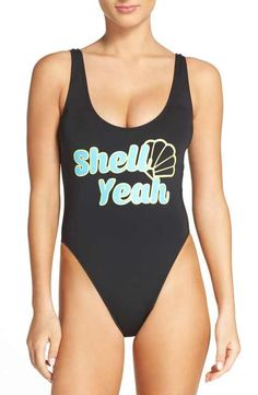 The Bikini Lab Summer Dayz One-Piece Swimsuit