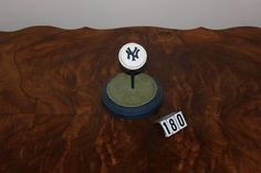 New York Yankees Logo Golfball by NCProductsLLC on Etsy
