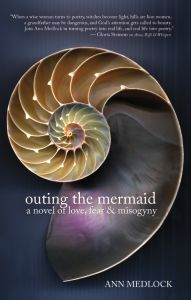 Outing the Mermaid by Ann Medlock #BookHugs #BooksThatMatter #BloomingTwigBooks #BloomingTwig #Books