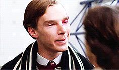 """""""He was very stupid. That's more me than any of the geniuses I've played'"""" — Benedict Cumberbatch on Patrick Watts from Starter For Ten."""