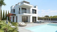 Moderne Architektenvilla Mallorca nach Ihren Wünschen ! Zu einem sensationellen Preis! http://www.casanova-immobilienmallorca.de/de/villa-haus/expose/2401701/Immobilien-Mallorca-Projekt-einer-minimalistischen-Neubauvilla