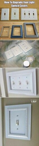 How to upgrade light switches