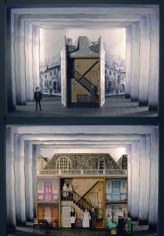 Mary Poppins set designs, Designed by Bob Crowley