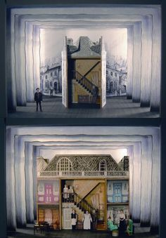 Mary Poppins set designs, Designed by Bob Crowley
