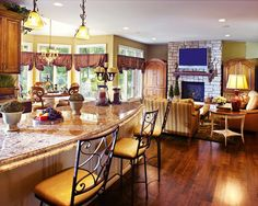 Kitchens - traditional - kitchen - detroit - Terry Ellis, ASID - Room Service Interior Design