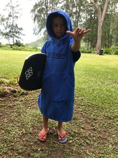 064a055037 The Microfiber Kids Swim Towel from COR Surf. Keep you kids warm and cozy  with