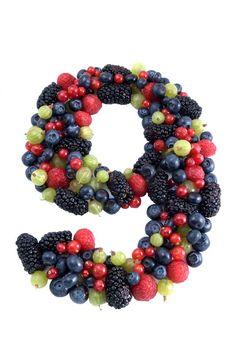 Top 9 Healthy Berries. #hawaiirehab www.hawaiiislandrecovery.com