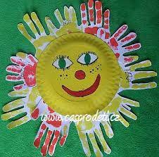 Výsledek obrázku pro jarní vyrábění s dětmi Diy And Crafts, Crafts For Kids, Baby Games, Pre School, Paper Plates, Preschool Activities, Art For Kids, Jar, Children