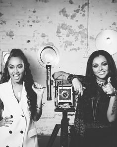 Leigh and Jesy ♥