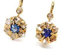 Antique Jewelry, Antique Jewellery - The Three Graces