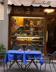Best Pastries in Cortona, Italy